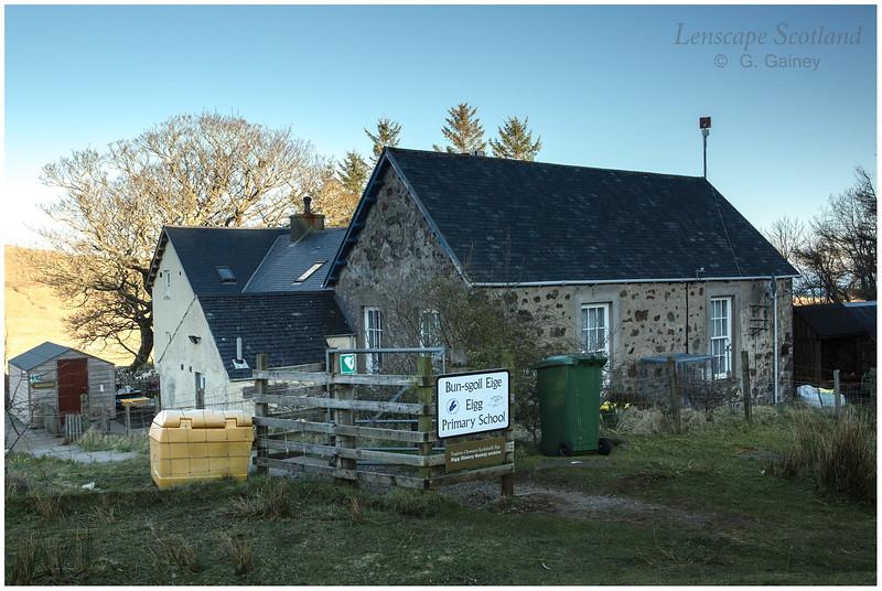 Eigg primary school (2)