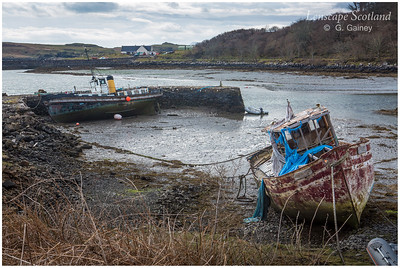 Old Clanranald harbour (1)