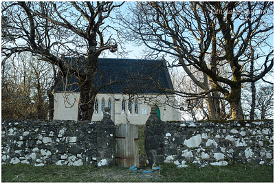 Eigg parish church