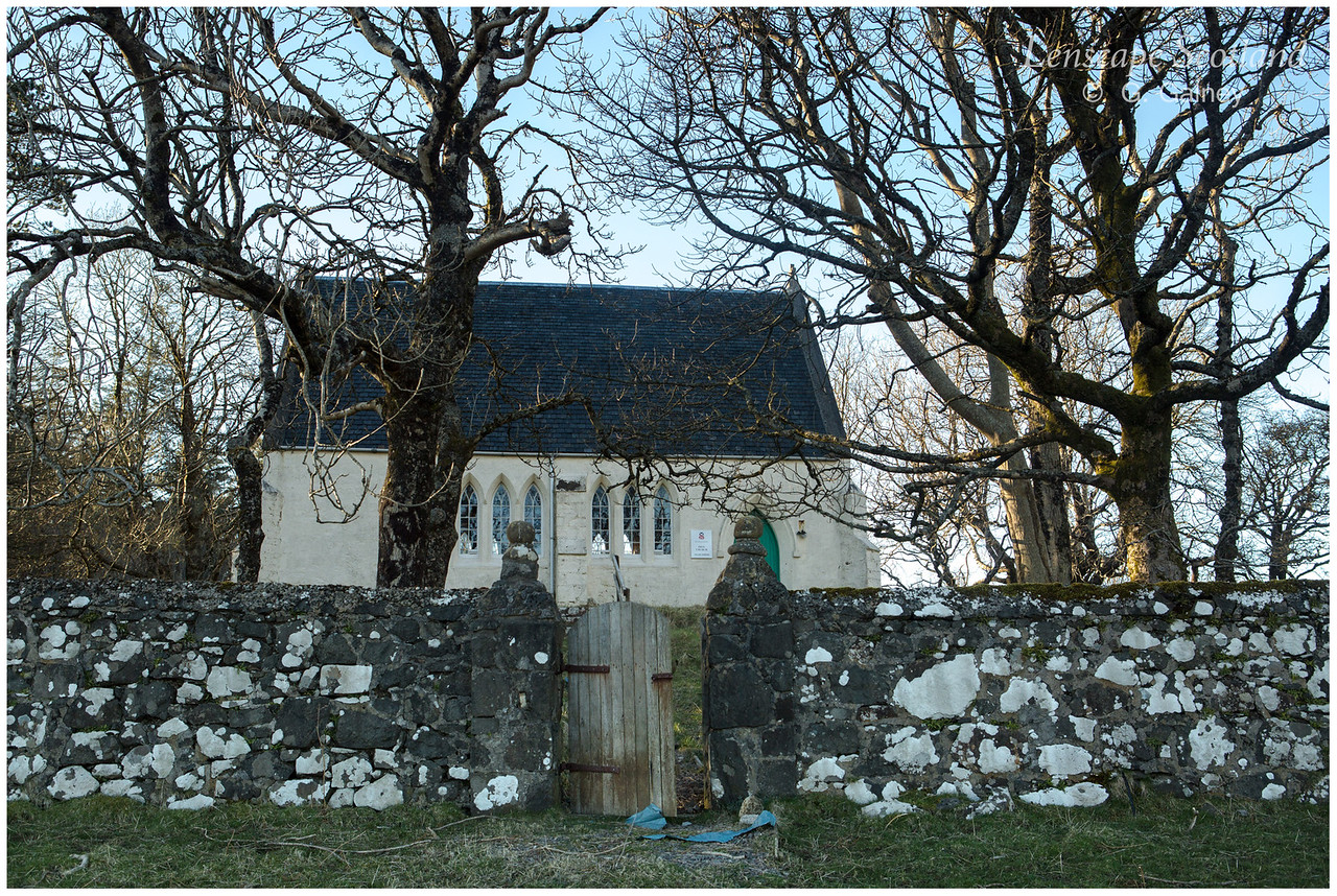 Eigg parish church