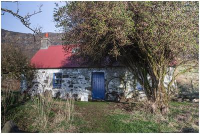 Crofting museum, Cleadale