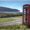 Red telephone box, Rackwick