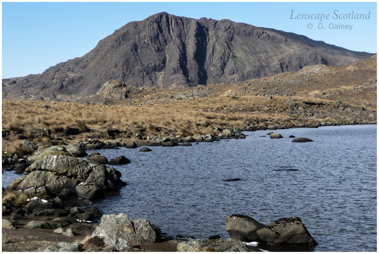 Loch Fiachanis and Barkeval