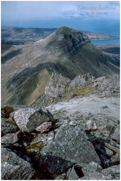 Hallival from Askival (1986)