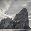 Boreray, Stac an Armin and Stac Lee