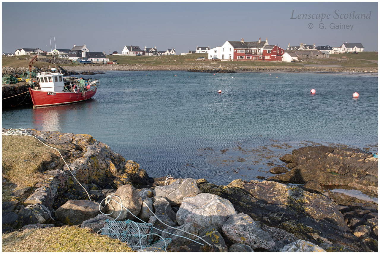 Scarinish harbour 3
