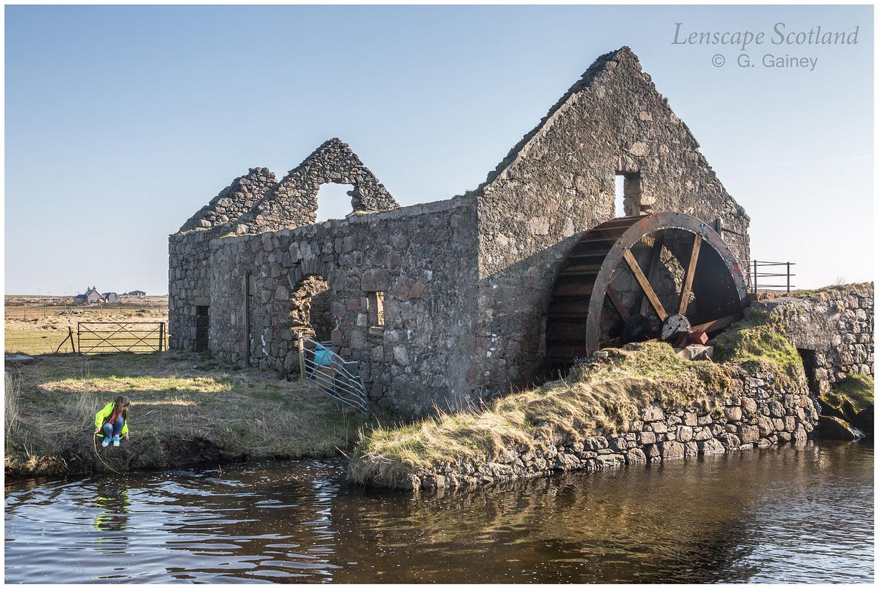 Cornaigmore water mill