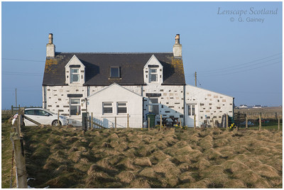 Plum pudding house, Heanish