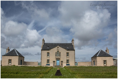 Belmont House, Isle of Unst