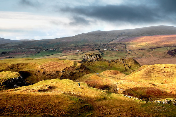 Colours of Fairy Glen