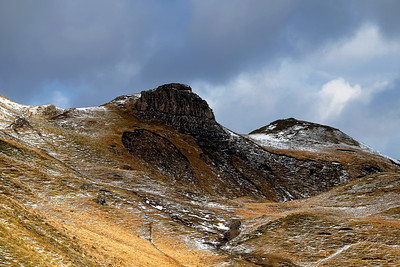 Hiking the Storr