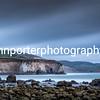 Freshwater Bay, Isle of Wight - long exposure.