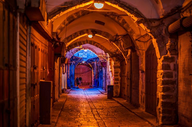 Jerusalem Tunnel