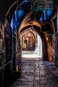 Jerusalem Walk