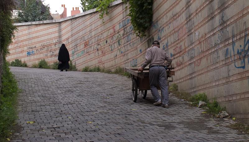 Le quartier islamique, je n'irai plus...