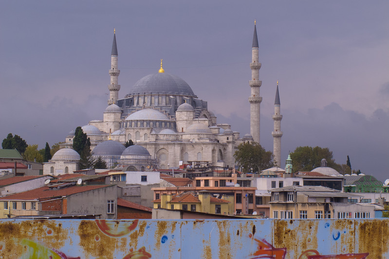 2 types d'art, Istanbul, Turquie