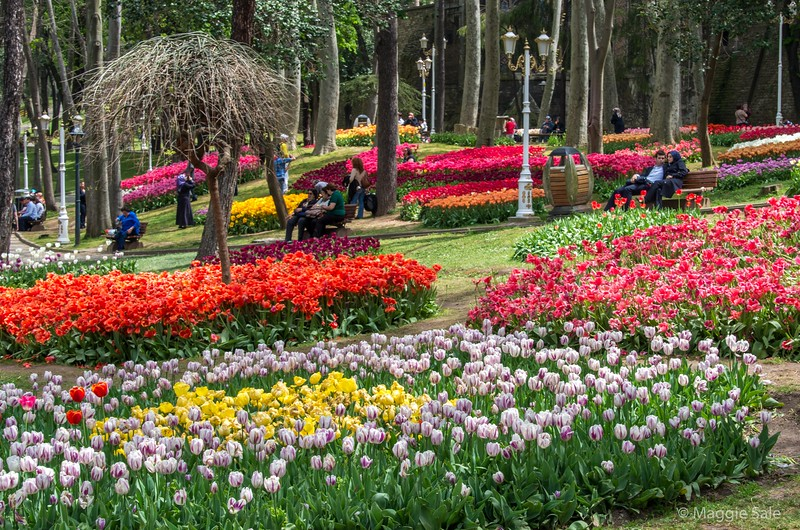 Gulhane Gardens
