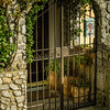 Gate, Positano, Italy
