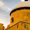 Dome, Positano, Italy