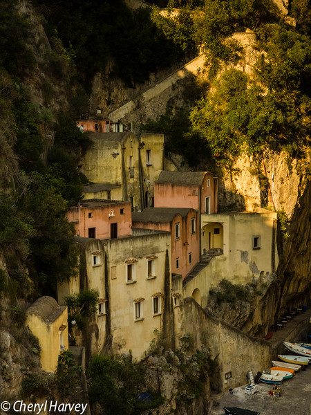 Furore Pastels, Italy