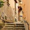 Alley, Positano, Italy