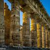 Neptune's Columns, Paestum, Italy