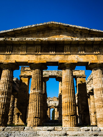 The Paestum Ruins