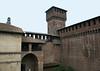 Torre de Bona (tower) - Castello Sforzesco (Sforza Castle) - Milan