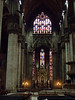 North transept, past the Trivulzio Candelabrum - to the Chapel of our Lady of the Tree - Milan Cathedral