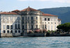 Borromeo Palace (13th century) - on Isola Bella - an island in Lake Maggiore