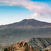 Mount Etna - active volcano