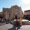 Piazza Duomo San Nicola church - ca. 1400