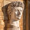 Caesar Augustus bust - 1st Roman emperor