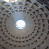 The Pantheon has the world's largest unreinforced concrete dome
