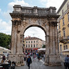 The Arch of the Sergii Pula - 28 BC