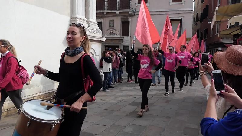 Venice - Parade