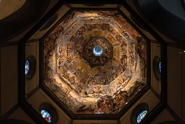Vasari's Fresco