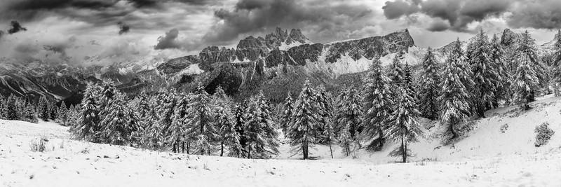 Croda da Lago, Dolomites