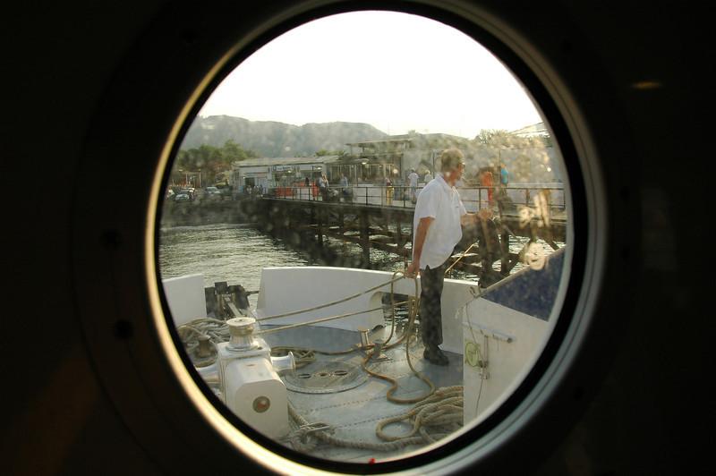 Ferry to Lipari