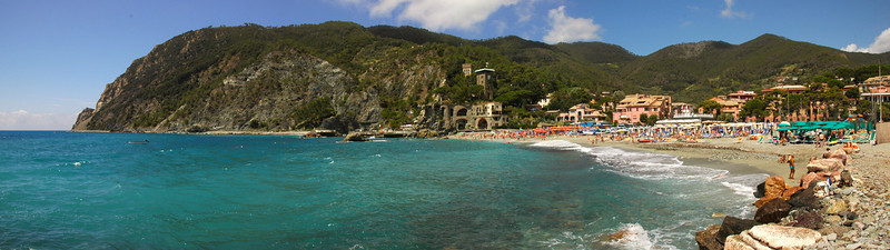 Fegina bay, Monterosso