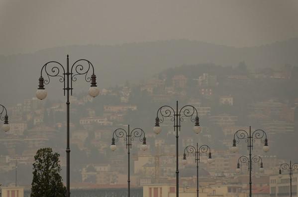 Triest city