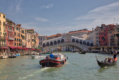 Venice - Grand Canal-12
