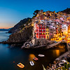 Cinque Terre / Riomaggiore, Italy