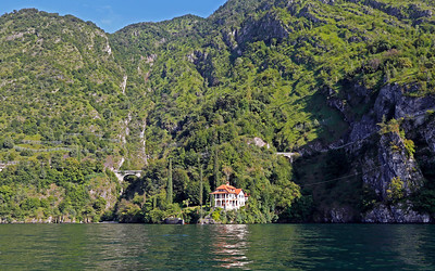 Lake Como - Remote Villa