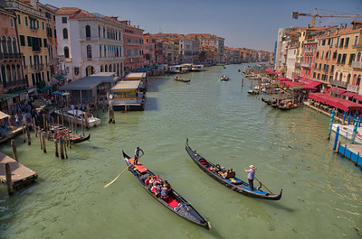Venice - Grand Canal-16