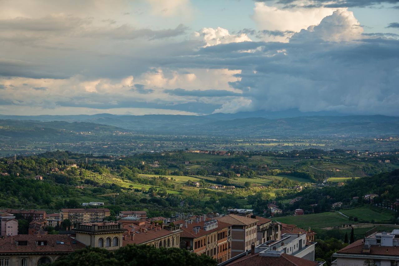 Umbria Evening