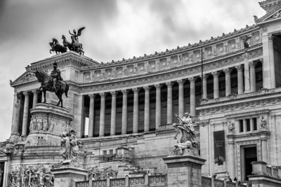 Rome - National Monument to Victor Emmanuel II -6-Edit