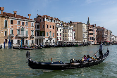 Venice - Grand Canal-1