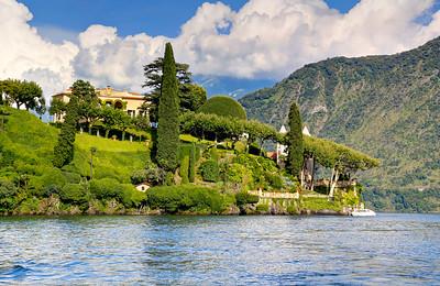 Lake Como - Villa Balbianello in Lenno (1)