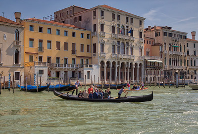 Venice - Grand Canal-29
